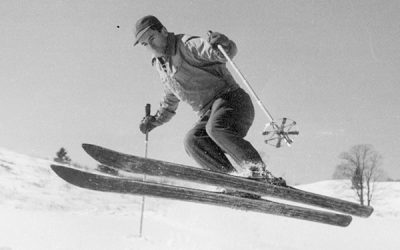 Library Talk- Slide talk to present history of the Snow Bowl Jan. 21