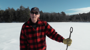 Ice Safety- Warden Dale on VStv