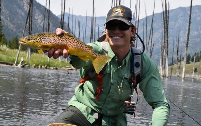Chandler Crans to Speak at George's River Trout Unlimited Meeting March 12