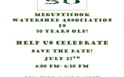 MWA is 50 Years Old! July 27th Save the Date!