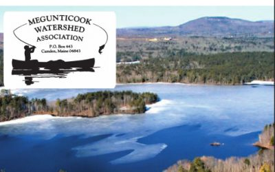 2021 Megunticook Lake Ice-Out Contest!